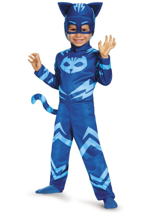 Costume carnevale Gattoboy Pj Masks Super Pigiamini