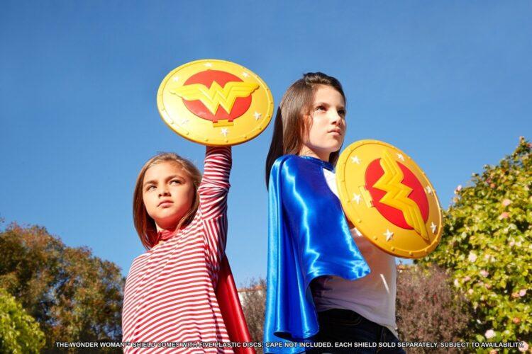 DC Super Hero Wonder Woman Scudo