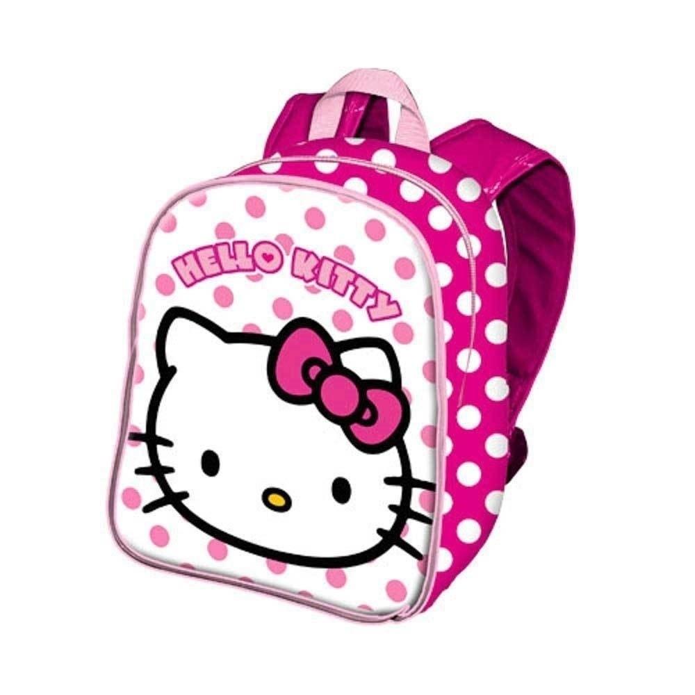 meglio l'atteggiamento migliore scarpe casual Zaino Asilo Hello Kitty Dots-Zaini E Trolley