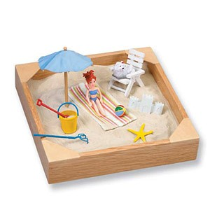 My little sand box - La spiaggia