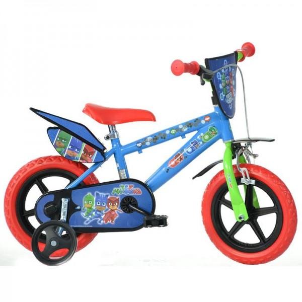 "Bicicletta Pj Masks Super Pigiamini 16"""