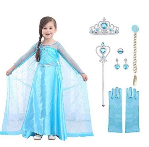 Vestito Elsa Disney Frozen