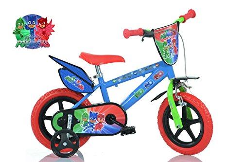 "Bicicletta Pj Masks Super Pigiamini 12"""