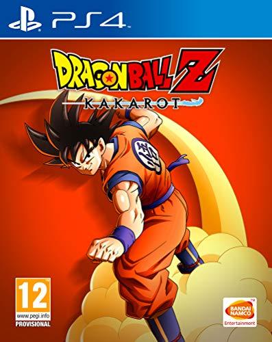 Dragon Ball Z: Kakarot PS4 - PlayStation 4