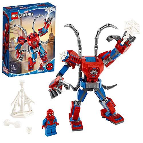 LEGO Super Heroes Il Mech di Spider-Man +6 Anni